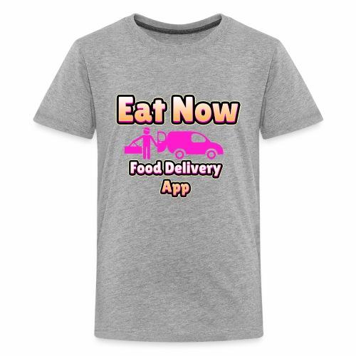 eatnowpng - Kids' Premium T-Shirt