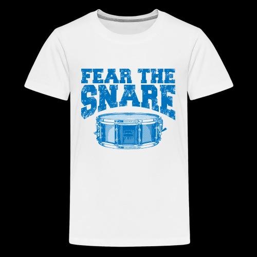 FEAR THE SNARE - Kids' Premium T-Shirt