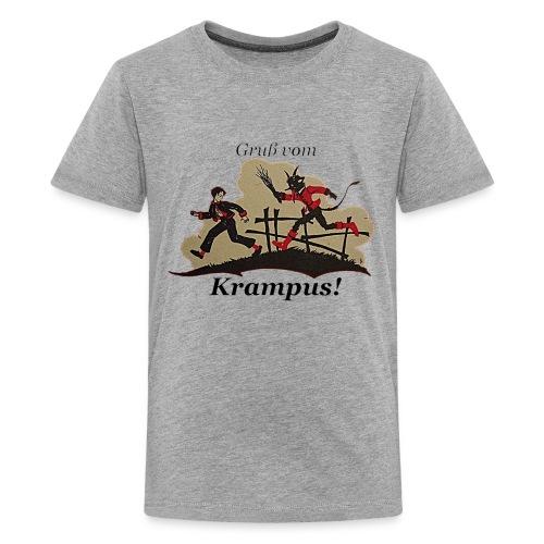 Gruss vom Krampus! - Kids' Premium T-Shirt