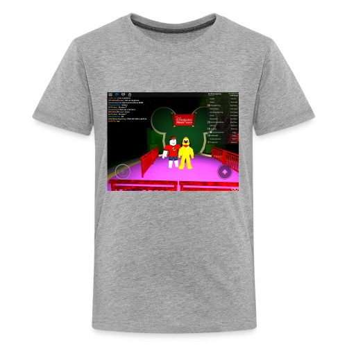 a roblox moment - Kids' Premium T-Shirt