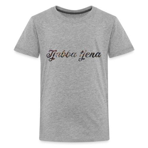Tjabba Tjena products - Kids' Premium T-Shirt