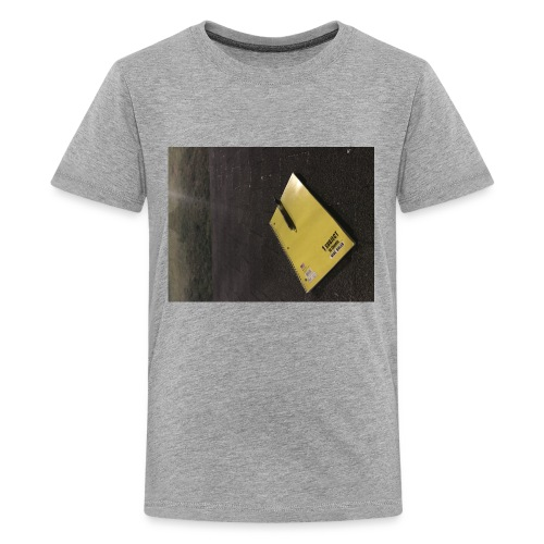 The Beginning is Never the End - Kids' Premium T-Shirt