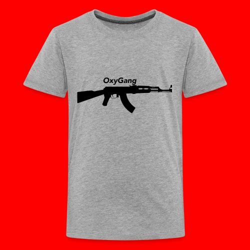 OxyGang: AK-47 Products - Kids' Premium T-Shirt