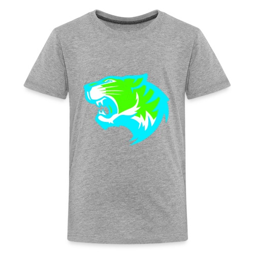 TIGER GAMING - Kids' Premium T-Shirt
