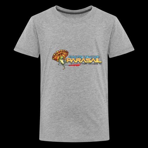 Chute 'Em Up Gear - Kids' Premium T-Shirt