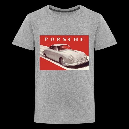 356 old car design - Kids' Premium T-Shirt