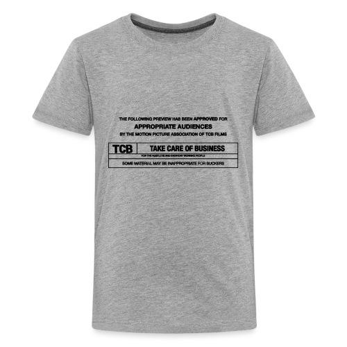 TCB Films Disclamer - Kids' Premium T-Shirt