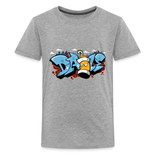 Graffiti art, Hip-Hop Style, Street Wear - Kids' Premium T-Shirt