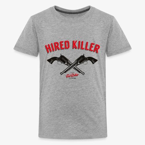 Hired Killer - Kids' Premium T-Shirt