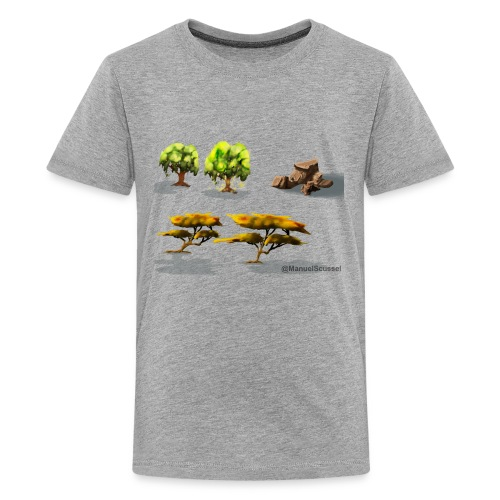 Naturelle - Kids' Premium T-Shirt