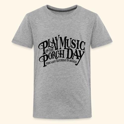 shirt4 FINAL - Kids' Premium T-Shirt
