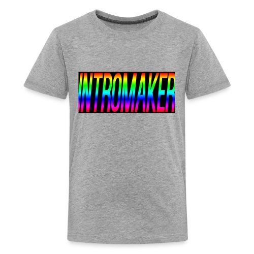 intromaker T SHIRT - Kids' Premium T-Shirt