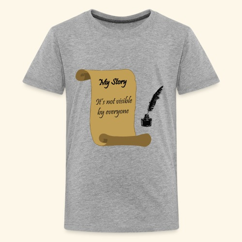 My Story - Kids' Premium T-Shirt