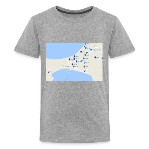 hEy - Kids' Premium T-Shirt