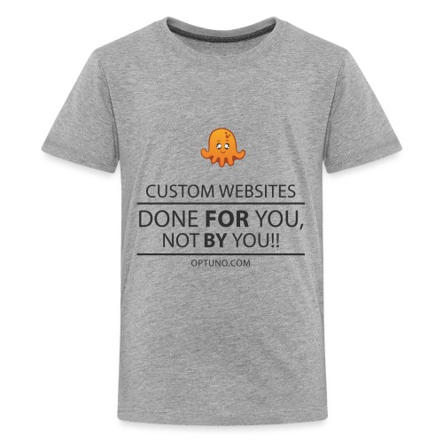 Optuno - Kids' Premium T-Shirt
