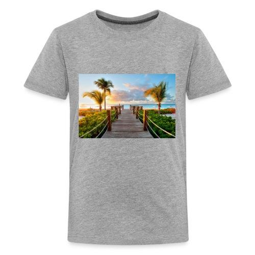 E4901B90 5F90 47B1 94BD B0F516126E80 - Kids' Premium T-Shirt