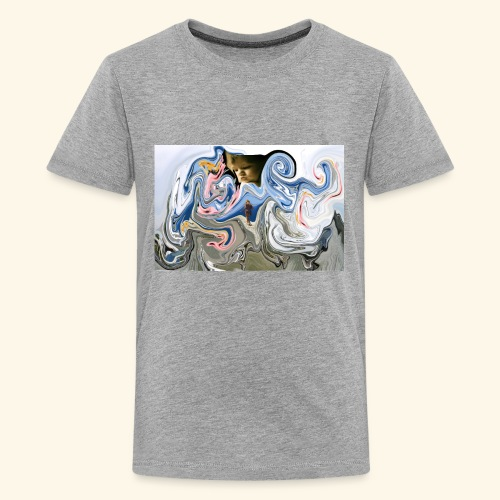 mother and baby - Kids' Premium T-Shirt