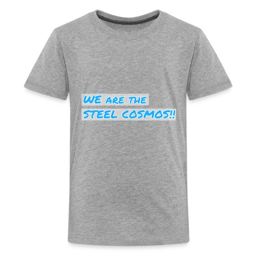 We are the STEEL COSMOS - Kids' Premium T-Shirt