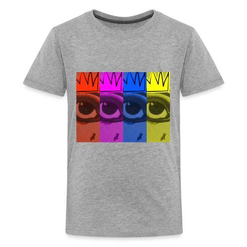 Eye Queen - Kids' Premium T-Shirt
