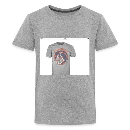 99264560 F256 48B8 8EBD CF58559C96F - Kids' Premium T-Shirt