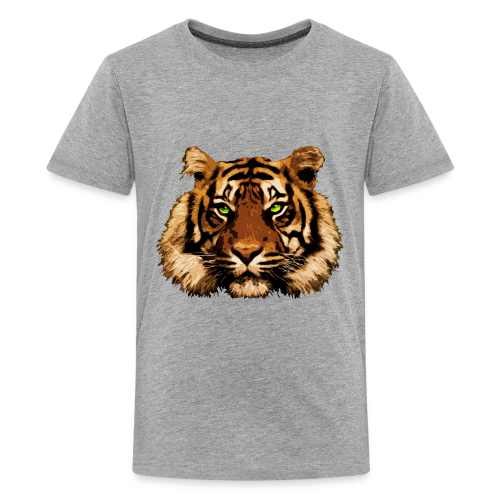 Tiger Thoughts - Kids' Premium T-Shirt