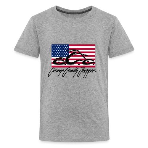 OCC America - Kids' Premium T-Shirt