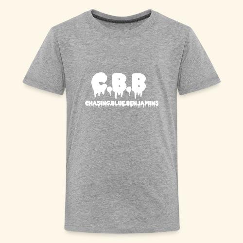 Chasing Blue Benjis - Kids' Premium T-Shirt