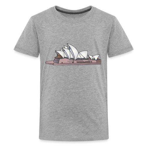 Sydney Opera House - Kids' Premium T-Shirt
