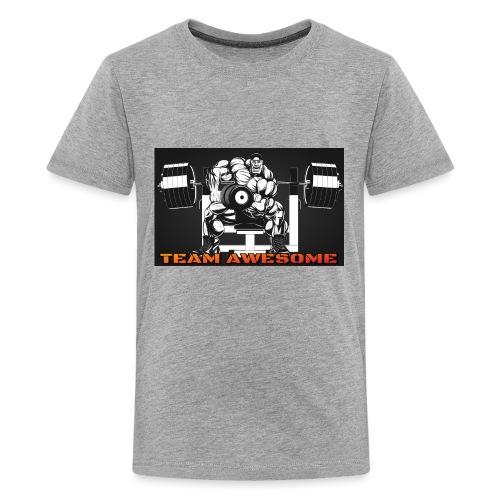 Team awesome - Kids' Premium T-Shirt