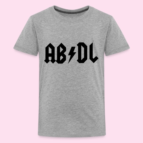 ABDL Rock - Kids' Premium T-Shirt
