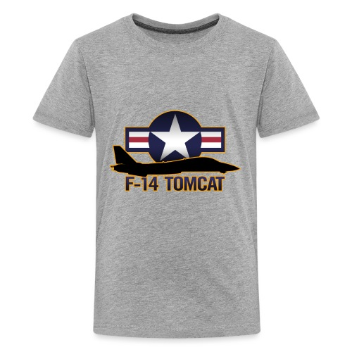F-14 Tomcat - Kids' Premium T-Shirt
