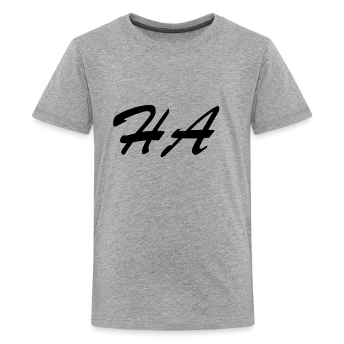 Hamees Anis short form logo - Kids' Premium T-Shirt