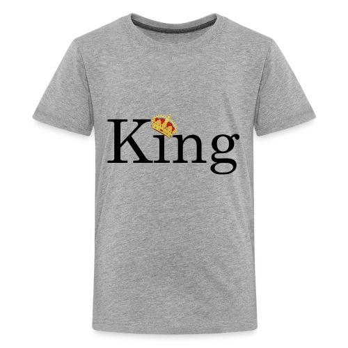 King | Yes you are - Kids' Premium T-Shirt