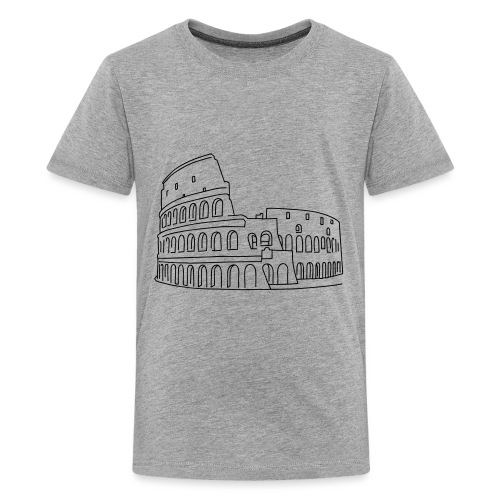 Colosseum in Rome - Kids' Premium T-Shirt
