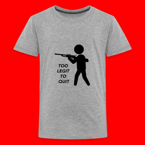 OxyGang: Too Legit To Quit Products - Kids' Premium T-Shirt