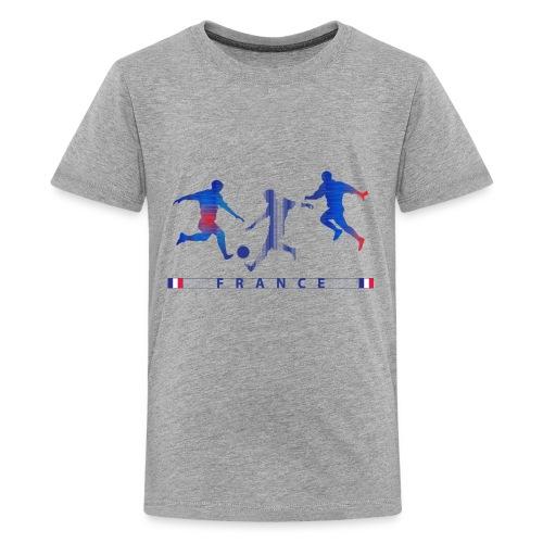 FRANCE - FRA 3 Players - Kids' Premium T-Shirt