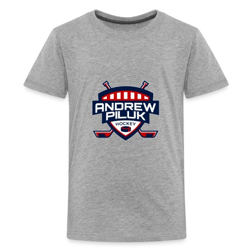 Andrew Piluk Hockey - Kids' Premium T-Shirt