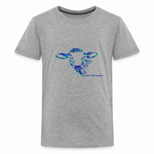 cow multi - Kids' Premium T-Shirt