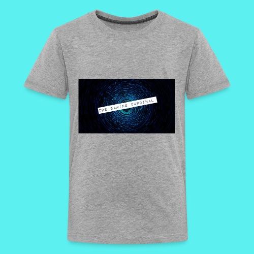 custom anner - Kids' Premium T-Shirt