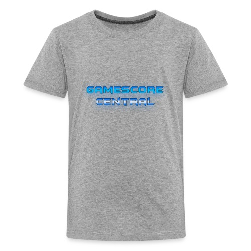 Gamescore Central Varsity Sweatshirt - Kids' Premium T-Shirt