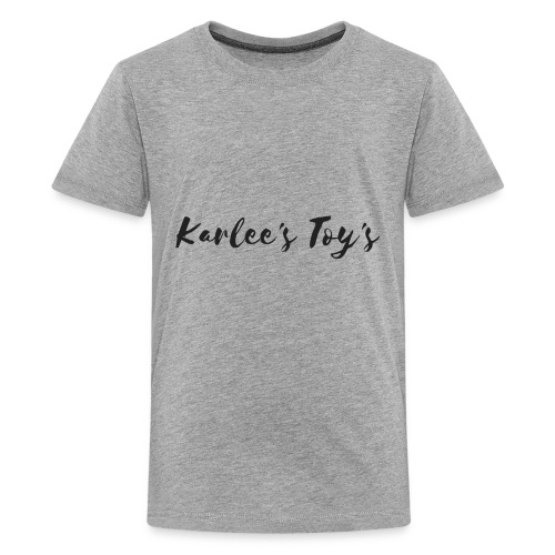 Karlee's Toy's - Kids' Premium T-Shirt