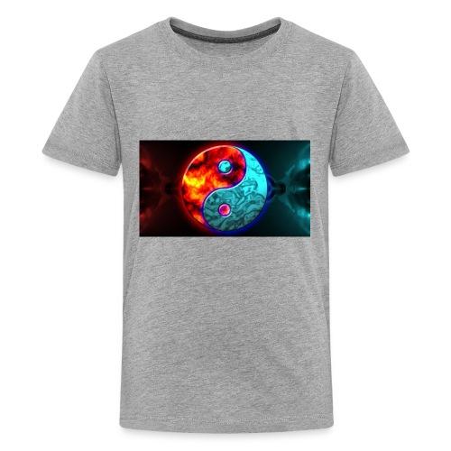 YIN N YANG - Kids' Premium T-Shirt