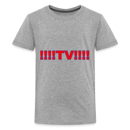 TV - Kids' Premium T-Shirt