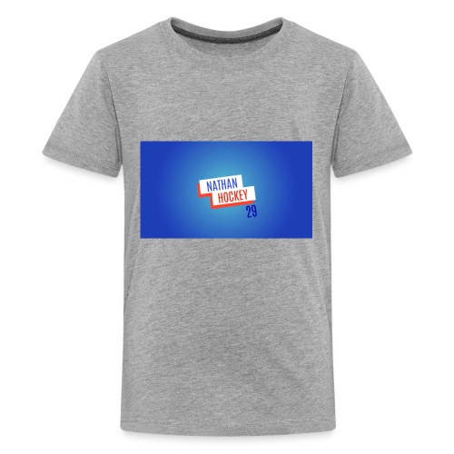 Nathan Hockey 29 - Kids' Premium T-Shirt