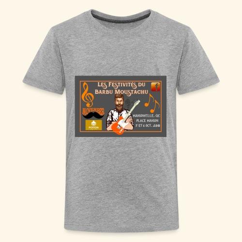 Les FestivitEs LOGO - Kids' Premium T-Shirt