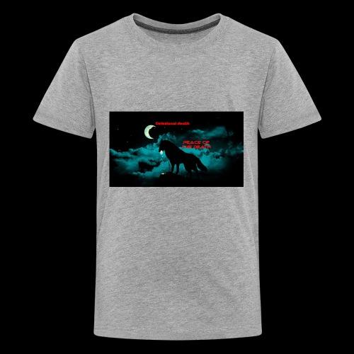 death - Kids' Premium T-Shirt