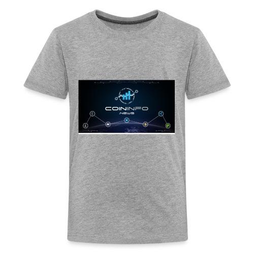 Cryptocurrency - Kids' Premium T-Shirt