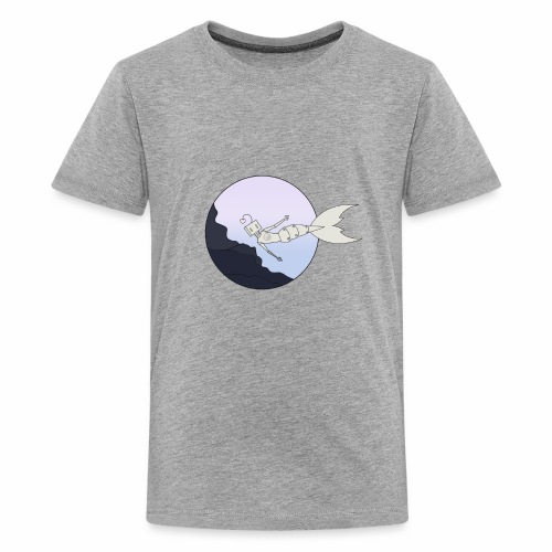 Robot underwater - Kids' Premium T-Shirt