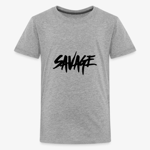 SAVAGE LINEUP - Kids' Premium T-Shirt