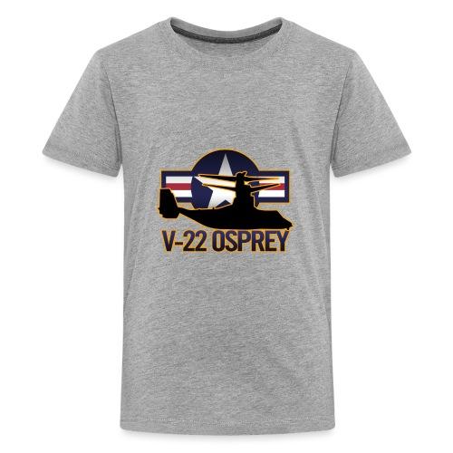V-22 Osprey - Kids' Premium T-Shirt